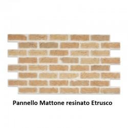 Pannello Mattone resinato...