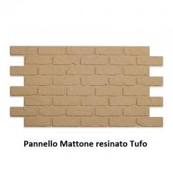 Pannello Mattone resinato Tufo